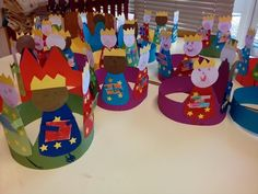 Christmas Crafts For Kids, Christmas Art, Christmas Ornaments, Princess Crafts, Sunday School Crafts, School Themes, Epiphany, Art Activities, Barn