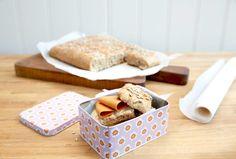Grove rundstykker i langpanne - Baking for alle Dairy, Cheese, Baking, Food, Bakken, Eten, Bread, Backen, Meals