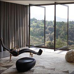 Studio KO Morrocan Residences. the huge pivot windows are sensational