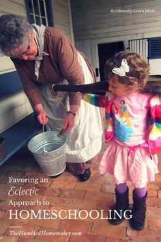 Favoring an Eclectic Approach to #Homeschooling - The Humbled Homemaker