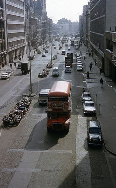 Chapter 2: In London and most parts of Europe, driving on the opposite side of the road is a cultural norm. Driving on the opposite side of the road can also be a culture shock to consumers. Not only can culture shock take effect in this example, but also in dress and society in different cultures.