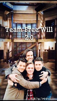 #TeamFreeWill2.0 ❤️ #SupernaturalFamily