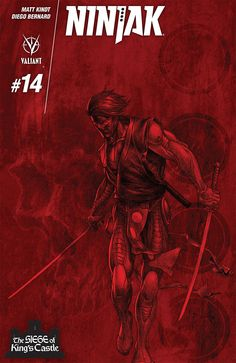 First Look: Ninjak #14 - Bounding Into Comics