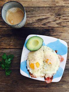 Morgenmad, der mætter til frokost - striks LCHF
