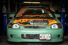 #hellaflush civic