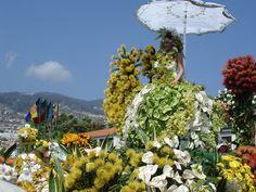 Spring Flower Festival - Madeira Island, Portugal