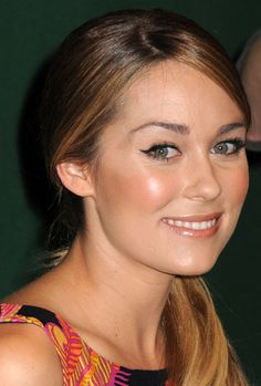 LC always has the perfect cat eye