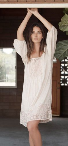 Spring Dresses :: Boho Trend :: Festival Fashion