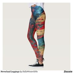 Neverland Leggings