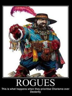 Rogue bling