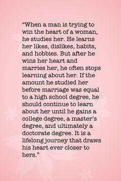 Quote from Fireproof the movie.  Love. Husband. Boyfriend. Dating. Relationship.