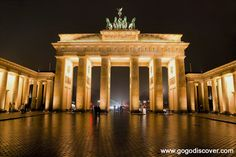 Buy #BrandenburgGate tickets online, its the most famous monument in Berlin, Germany. At GOGO Discover checkout the opening times and entry tickets prices. Enjoy your vacation with their kids and family and capture these memories for lifetime.
