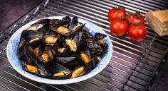 PEI Bloody Caesar Mussels // PEI Mussels Recipe
