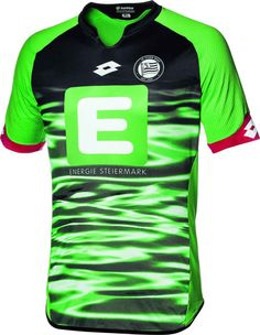 SK Sturm Graz (Austria) - 2015/2016 Lotto Goal Keeper Shirt