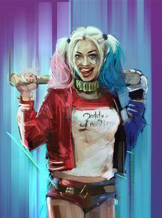 Harley Quinn / Lucky You