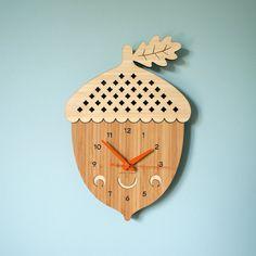 acorn clock