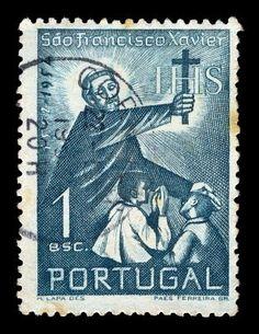 portugal stamp 1952
