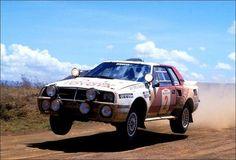 Toyota Celica rally car