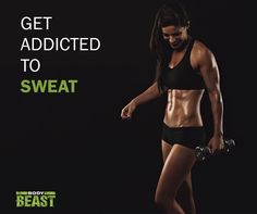 Body Beast for women = this!