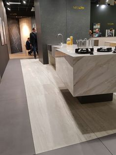 Visit us at Living Kitchen to get inspiration from Neolith. The new and revolutionary product category with innovative characteristics never seen before! Stand A10, Hall 4.1.  #Neolith #SinteredStone #NeolithKitchen #kitchendesign #kitchentrends #cocinasNeolith #LivingKitchen #kitchendecor