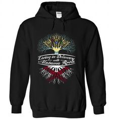 LIVING IN DELAWARE WITH ALABAMA ROOT T-SHIRTS, HOODIES, SWEATSHIRT (39.99$ ==► Shopping Now)