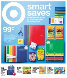 Target Weekly Ad July 30 - August 5, 2017 - http://www.olcatalog.com/grocery/target-weekly-ad.html