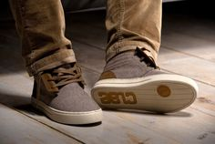 Fancy - Clae McQueen Mid Top Cipő