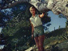 Jean Seberg Bonjour Tristesse, 1958