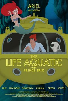 If Your Favorite Disney Movies Were Written By Wes Anderson