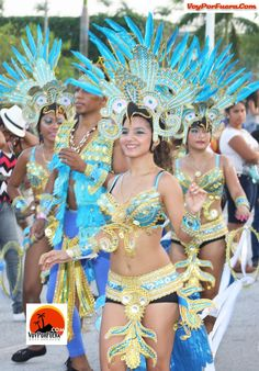 Carnavales en Panama!