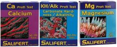 Salifert Alkalinity Calcium Magnesium Combo Test Kit ** Want additional info? Click on the image.