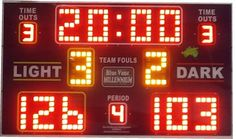 Blue Vane is also supplier of Basketball Scoreboard. Buy now from the most famous and large business which contain a large collection of indoor and outdoor products and also service installation. For any inquiries call us on 9870 Basketball Scoreboard, Outdoor Products, Blue, Screens, Trainers, Range, Indoor, Sport, Business