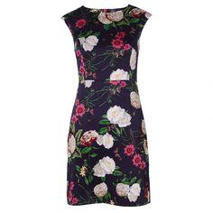 Jacqueline Print Shift Dress by Poem #floral #dress #bestseller