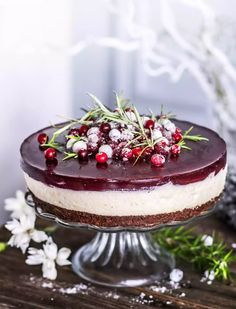 Just Eat It, Food Tasting, Gin And Tonic, Piece Of Cakes, Cheesecakes, Food And Drink, Sweet, Ethnic Recipes, Christmas Foods