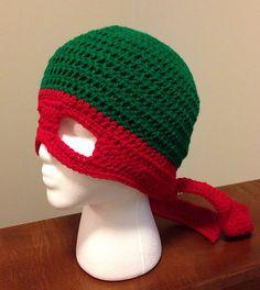 Ravelry: Project Gallery for Crochet Owl Hat (Newborn-Adult) pattern by Sarah Zimmerman Crochet Hat Pattern Kids, Crochet Owl Hat, Crochet Beanie Hat, Crochet Cap, Crochet For Boys, Crochet Patterns, Crochet Ninja Turtle, Ninja Turtle Hat, Crochet World