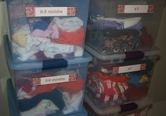 Ideas Diy Baby Clothes Storage Free Printable For 2019 Baby Clothes Storage, Baby Clothes Quilt, Trendy Baby Clothes, Clothing Storage, Clothing Labels, Creative Toy Storage, Diy Toy Storage, Kids Storage, Baby Storage