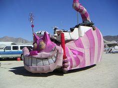 <3 this art car