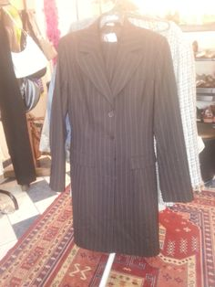 * Conjunto Blazer longo calça - nº40 - R$50,00