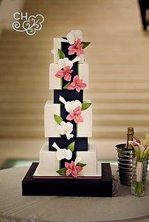 carolines cake by Minette Rushing / Custom Cakes, via Flickr