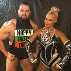 Rusev and Lana Cj Perry, Wwe Total Divas, Wwe Girls, Wrestling Wwe, Professional Wrestling, Wwe Superstars, Women Empowerment, Athlete, Lucha Libre
