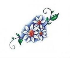 daisy tattoos - Google Search