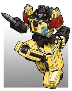 Sunstreaker by ~RobbyS on deviantART