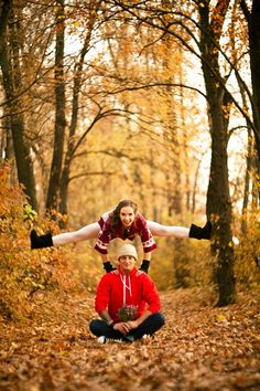 Fall in Love Engagement Photography  Bahahaha!!!!