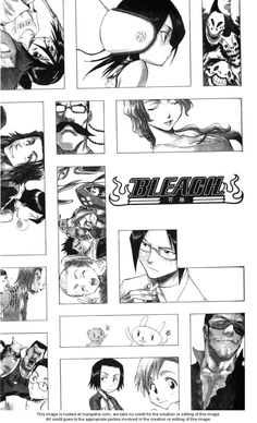 Bleach 51 Page 3