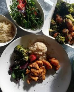 Healthy Recipes, Healthy Food, Meat, Chicken, Bulgur, Healthy Foods, Healthy Eating Recipes, Healthy Eating, Healthy Food Recipes