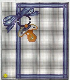 Small Cross Stitch, Cross Stitch Needles, Cross Stitch Baby, Cross Stitch Charts, Cross Stitch Designs, Cross Stitch Patterns, Cross Stitching, Cross Stitch Embroidery, Baby Frame