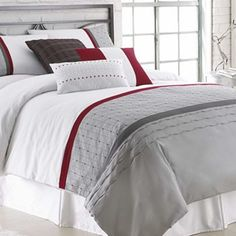 Dexter 8-pc. Comforter Set