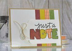Joyful Creations with Kim: TE Sneak Peek Day 3: Notes and Envelopes