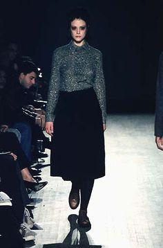 Joe Casely Hayford- Ready-to-Wear - Runway Collection - WomenFall / Winter 1998