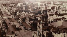 A series of 12 recently discovered photographs of the Adelaide skyline in the 1920s have revealed an amazing, previously unrecorded insight into the history of the city at the time, including a CBD power station and sprawling mixture of industry, commerce and residential life.